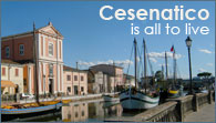 Cesenatico is all to live
